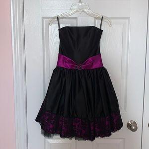 Vintage Jessica McClintock Gunne Sax Formal Dress